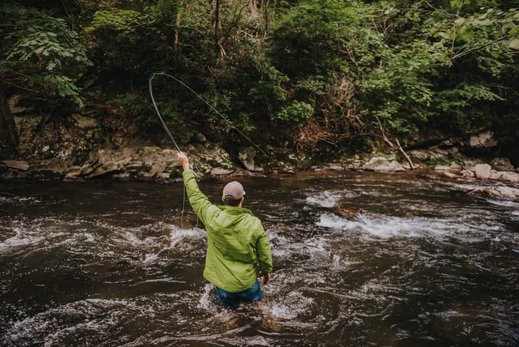 North Carolina Fly Fishing