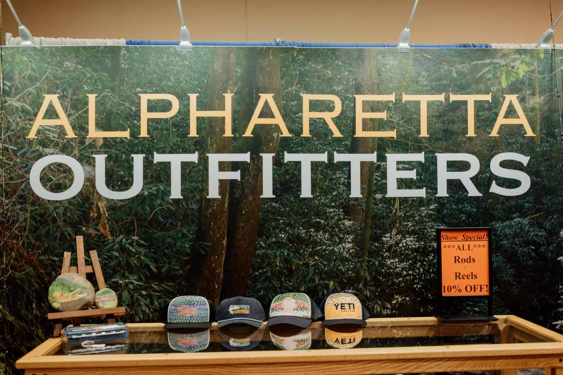 Atlanta Fly FIshing Show Recap